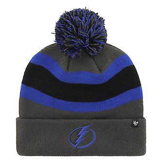 47 Brand Knit Winter Hat - BREAKAWAY Tampa Bay Lightning