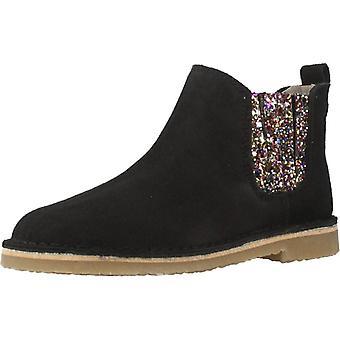 B-run Boots 301b Color Black