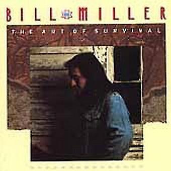 Bill Miller - importation des USA de l'Art de la survie [CD]