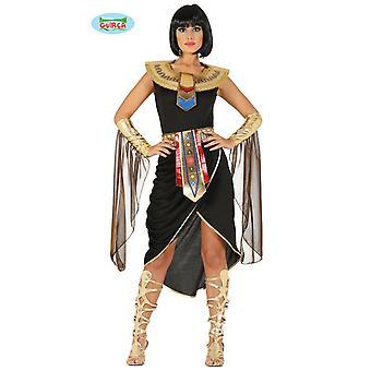 Cleopatra drakt kjole damer egyptiske Egypt Cleopatra drakt