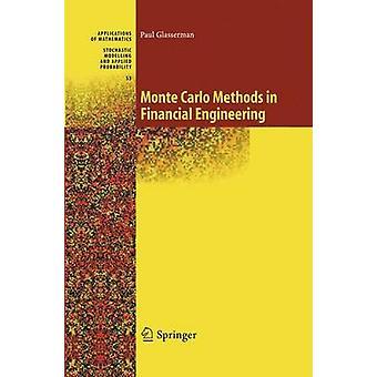 Méthodes Monte Carlo en génie financier par Paul Glasserman