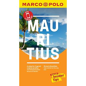 Mauritius Marco Polo Pocket Travel Guide  with pull out map