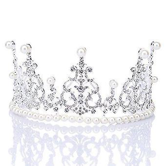 Vincenza royal rhinestone bridal wedding headband wedding tiara crown