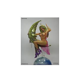 Luna by Dorian Cleavenger Statue from Fantasy Figure Gallery