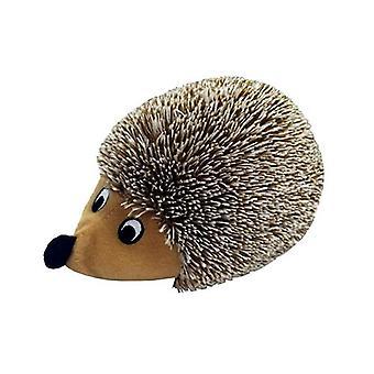 """Petlou Plush 8"""" Hedgehog Dog Toy"""