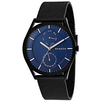 Skagen Men's Holst Blue Dial Watch - SKW6450