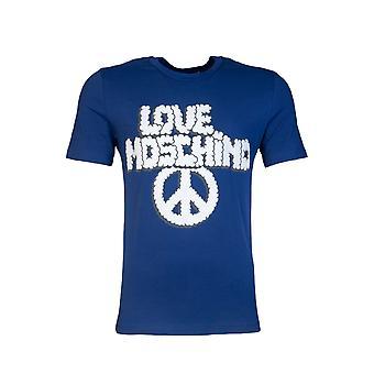 Moschino T Shirt M4731 2r E1811