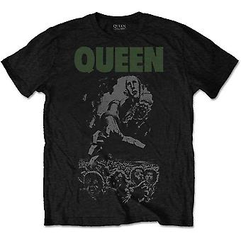 Queen News of the World 40Freddie Mercury T-Shirt Oficial