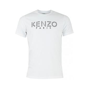 Kenzo Classic Paris White T-shirt