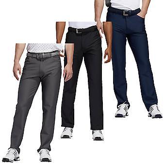 adidas Golf Herren 2020 Ultimate 5-Pocket Solid Stretch Wasser abweisende Hose