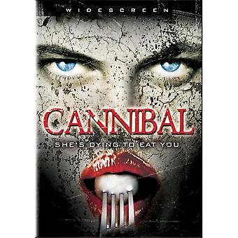 Cannibal (2006) DVD Movie Marc Paquet, Marianne Farley