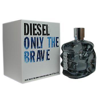 Diesel only the brave for men 4.2 oz 125 ml eau de toilette spray