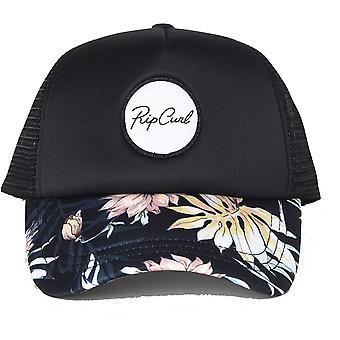 Rip Curl Playa Trucker Cap in Black