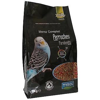 Tyrol Pic'Or Expert Menu Parakeet/Budgie (Birds , Bird Food)