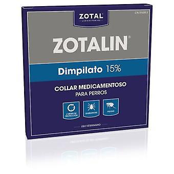 Zotal Zotalin kaulus (koirat, kiemurrella tabletit, kirppu hallita & lisää kirppu kaulapannat)