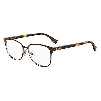 Fendi FF0386 09Q Brown Glasses