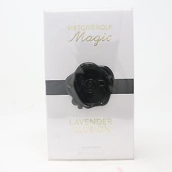 Magic Lavender Illusion van Viktor & Rolf Eau De Parfum 2.5oz Spray New With Box