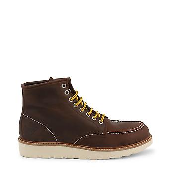 Docksteps Original Men Fall/Winter Ankle Boot - Brown Color 36146