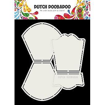 Dutch Doobadoo Card Art Wobble Loose 2 parts A5 470.713.762
