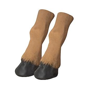 Accessories  Latex Horse Hooves