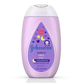 Johnson's baby bedtime lotion, 14 oz
