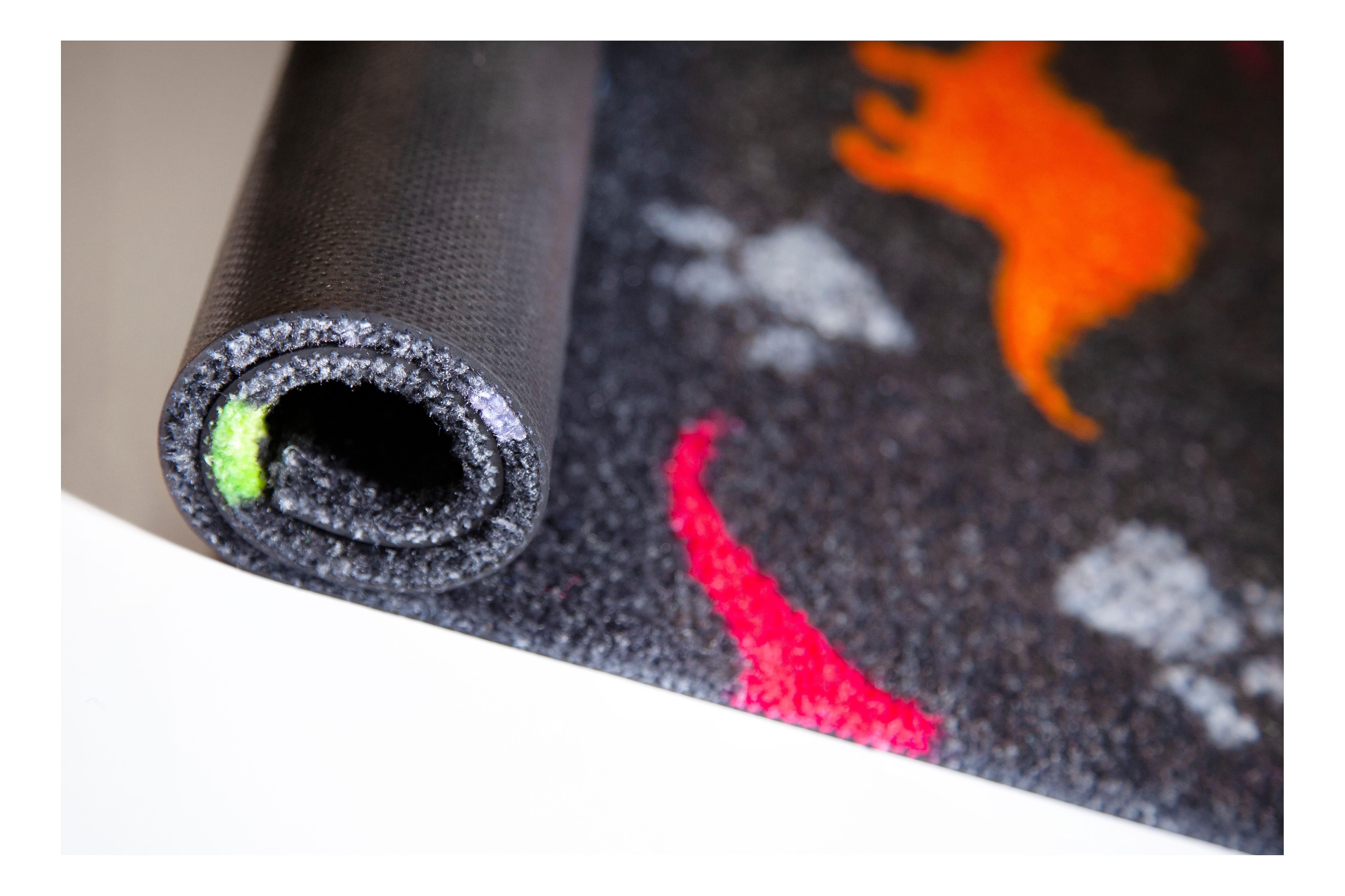 Kids Rug - Dino - Washable - Circle 150 cm - Dégagement SNbrK