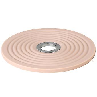 Blomus CoasterooLONG Siliconen met roestvrijstalen kleur rose stof