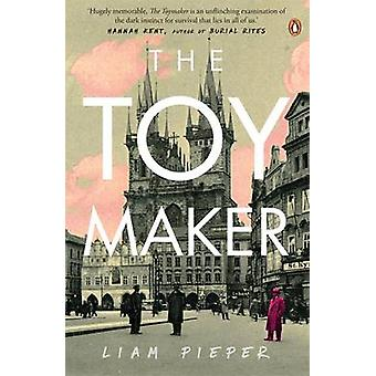 The Toymaker by Liam Pieper - 9780143784623 Book
