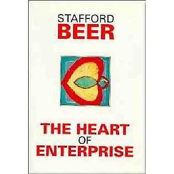 The Heart of Enterprise af Stafford Beer - 9780471948377 Book