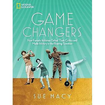 Breaking Through by Sue Macy - 9781426336768 Book
