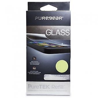 サムスンギャラクシーノート4純粋な純粋なタッチスクリーンは、スクリーンプロテクターにロール - フレキシブルガラスの詰め替え