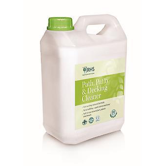 Path, Patio & decking Cleaner RHS 2, 5L | Ei hankausta-levitä/suihkuta ja jätä