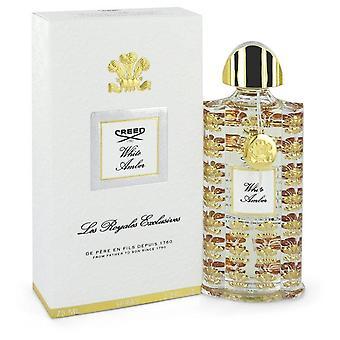 White Amber Eau De Parfum Spray By Creed 2.5 oz Eau De Parfum Spray