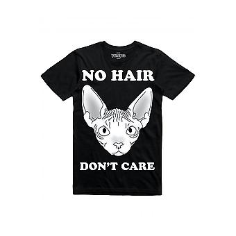 Twisted Apparel No Hair, Don't Care T-Shirt