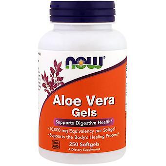 Aloe Vera Gels (250 Softgels) - Jetzt Lebensmittel