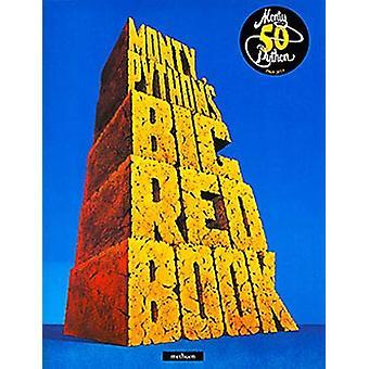 Monty Python's Big Red Book by Graham Chapman - 9780413777423 Book