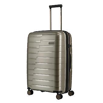 travelite Air Base Trolley M, 4 wielen, 67 cm, 71 L, beige