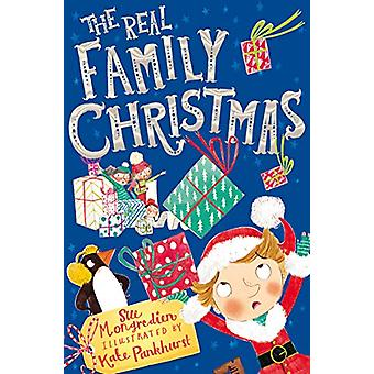 The Real Family Christmas - Three Stories in One by Sue Mongredien - 9