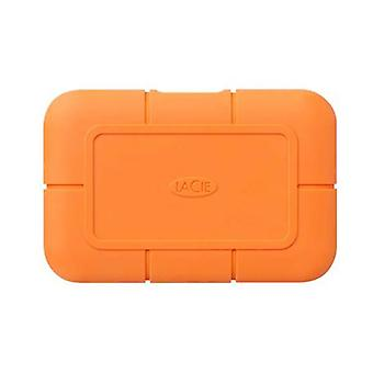 Lacie Rugged Ssd 500Gb 2 Inch Drop Resistant Usb C Bonus Nevis Dry Bag