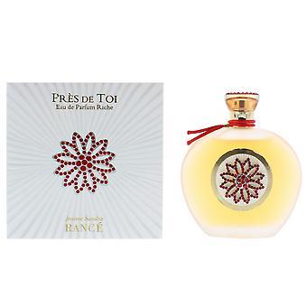 Rance Pres De Toi Eau de Parfum 100ml Spray For Her