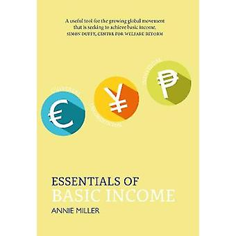 Essentials of Basic Income by Annie Miller - 9781913025588 Book