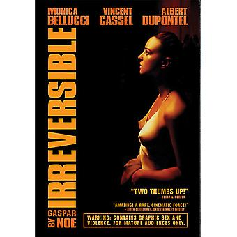 Irreversible [DVD] USA import
