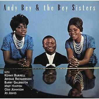 Andy Bey & the Bey Sisters - Andy Bey & the Bey Sisters [CD] USA import