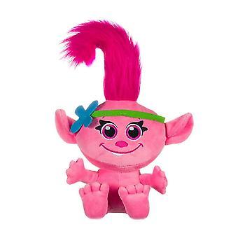 """Trolls Movie Baby Poppy 12"""" Plush Toy"""