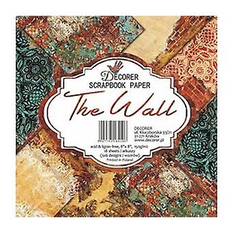 Decorer The Wall 8x8 Inch Paper Pack