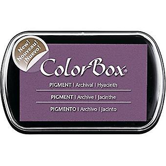 Clearsnap ColorBox Pigment Muste Täysikokoinen Hyasintti