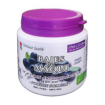 Organic powdered maqui berries 50 g