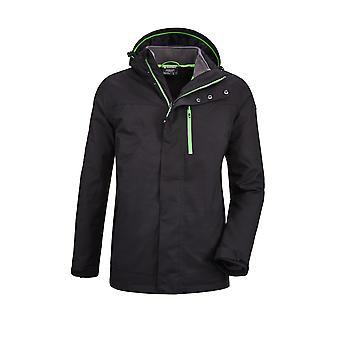 killtec Men's Functional Jacket Ostfold MN JCKT K