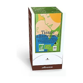 Breastfeeding Herbal Tea 20 packets of 1.5g
