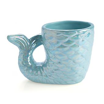 Mermaid Tail 3D Mug
